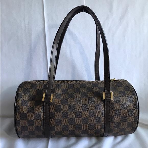 a7cd894e0735 Louis Vuitton Handbags - Authentic Louis Vuitton Damier Ebene Papillon 30