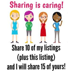 Jewelry - Share ten for sale posts plus this listing!