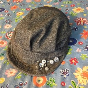 Accessories - Gray Hat