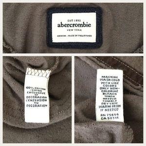 abercrombie Tops - ABERCROMBIE Long Sleeve Top!