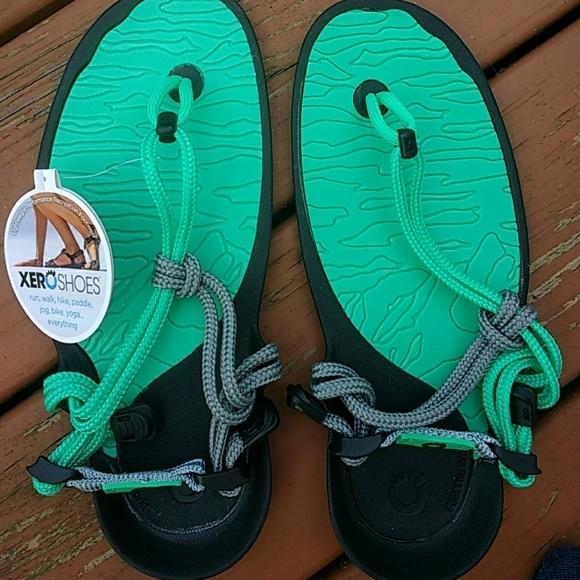 2028850be37 NWT Xero Amuri Cloud minimalist barefoot sandals