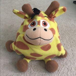 Janimals Costumes Small Janimal Giraffe Stuffed Animal And Costume