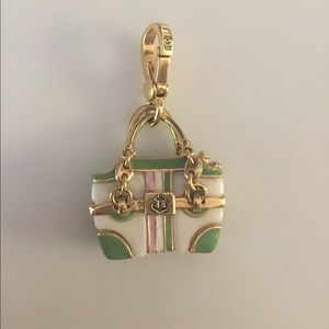 Jewelry - Juicy Couture Gold Beach Bag Charm