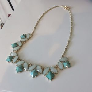 Jewelry - Turqoise Gem Necklace