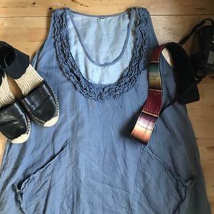 Dresses & Skirts - LANGENLOOK style dress S/M free-size