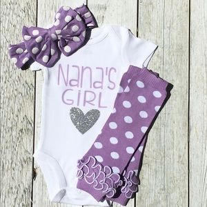 Other - NEW, Nanna's Girl, Baby Girl Clothes