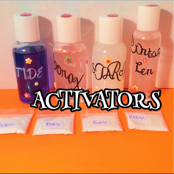activators for slime