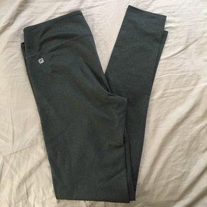 Dark grey fabletics leggings