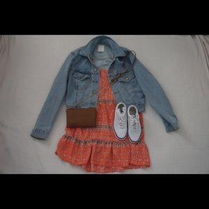 |  SWEET JOURNEY | pink patterned dress