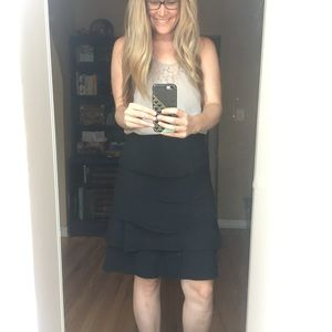 Dresses & Skirts - Ruffled Pencil Skirt