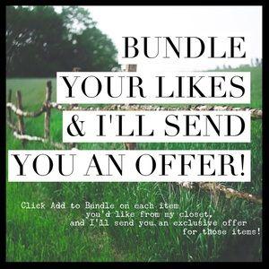 Bundle Your Likes