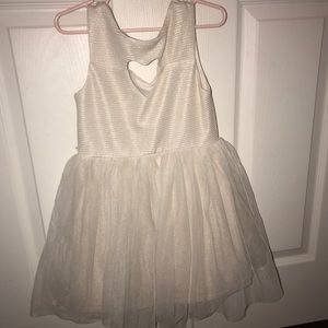 Other - ❤️ shaped back to-tu dress