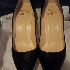 Christian Louboutin Shoes - Size 41 Womens Pigalle 100 Christian Louboutin e6e207b232