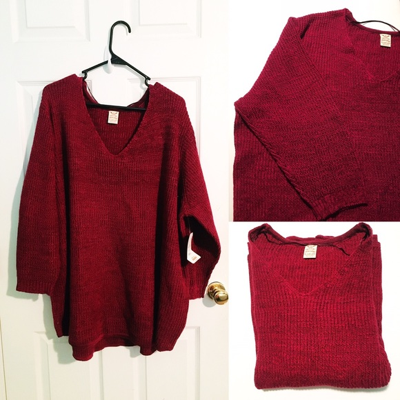 Faded Glory Sweaters - 💥 FINAL PRICE 💥 NWT Chunky Knit Sweater
