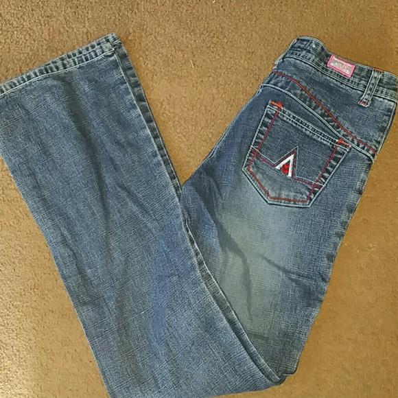 68% off Apollo Jeans Denim - Apollo jeans size 3/4 boot ...