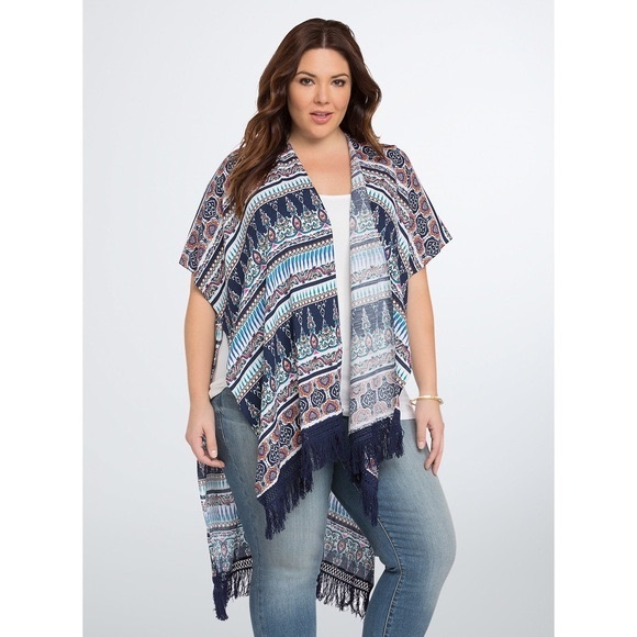 torrid Accessories - NWOT Multi-Print Ryan's Wrap