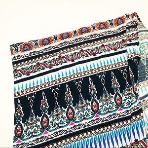 torrid Accessories - NWOT Multi-Print Ryan's Wrap
