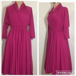 Dresses & Skirts - Vintage pink dress