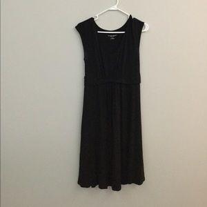 Liz Lange Black Maternity Dress