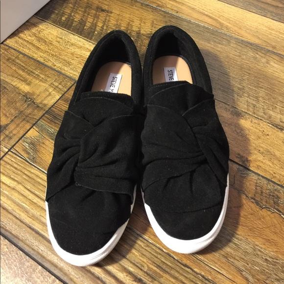Steve Madden Knotty Sneaker uMSnz