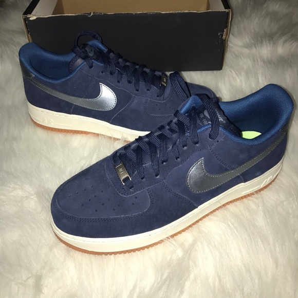 best sneakers 4a25f 94208 New Nike women's af1 premium suede size 12