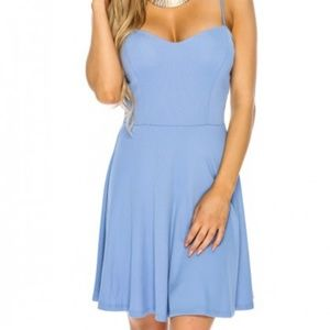 Dresses & Skirts - SOLD! Never Worn Light Blue Dress