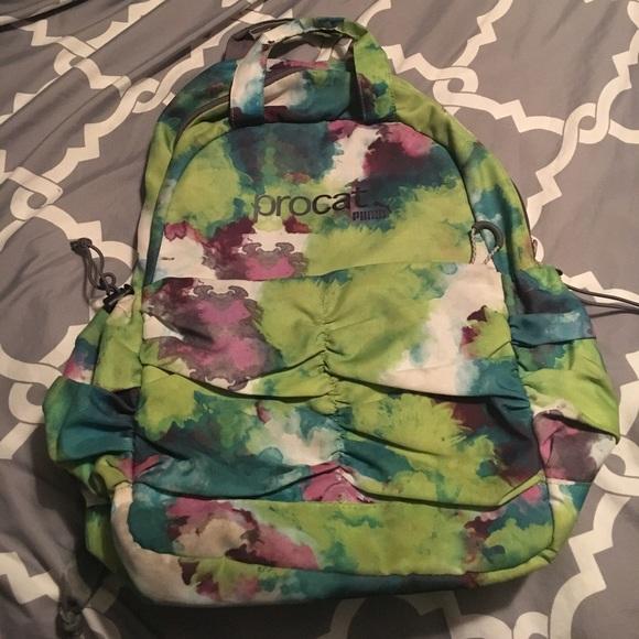 74527a27ea4 Puma Bags   Procat Backpack   Poshmark