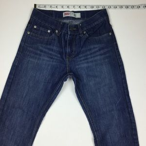 Levi's Bottoms - 27x 27 Levi's 511 Slim