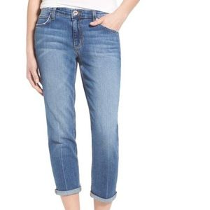 Joe's Jeans Billie Crop Slim Boyfriend Jeans 27