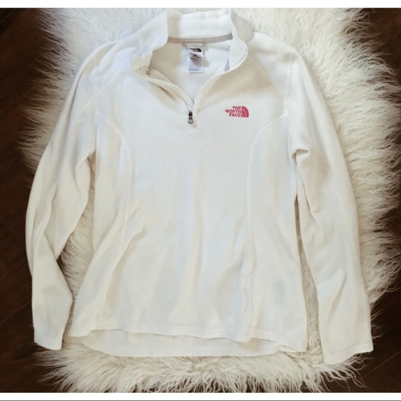 The North Face Sweaters North Face Pullover W Breast Cancer Symbol