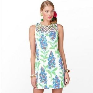 Lilly Pulitzer Ricci Shift Dress Size 8