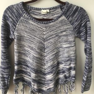 Girls MUDD sweater size 10