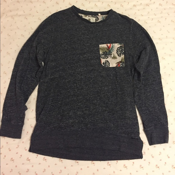 on the byas Shirts - MENS- On the Byas Sweatshirt