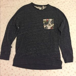 on the byas Shirts - MENS- On the Byas Sweatshirt