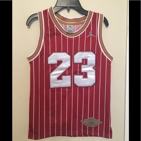 best sneakers a91ae 2b204 🏀Boys Air Jordan #23 Basketball Jersey