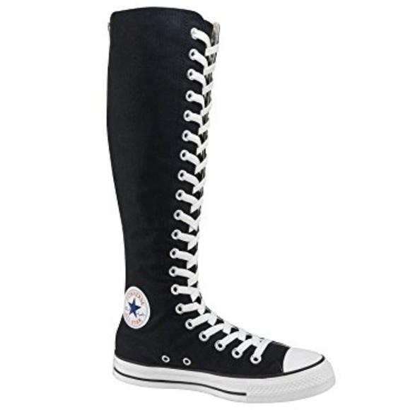 80d88d1f6c71 Converse Shoes - Knee High Converse All Stars