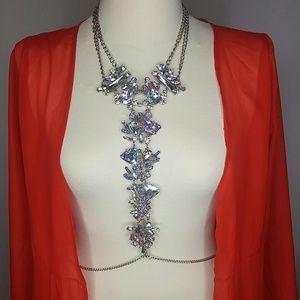 Jewelry - Fashion body chain