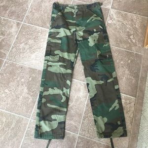 Other - Youth Camouflage Pants