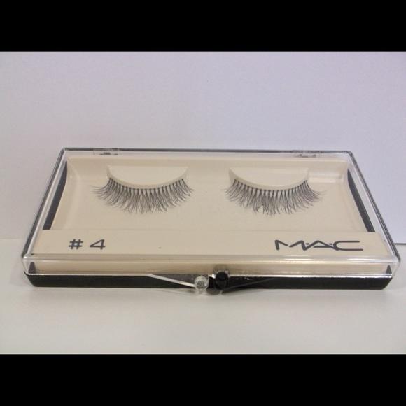 Mac Makeup Cosmetics False Eyelashes 4 Brand New Poshmark