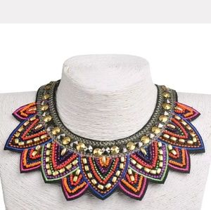 Jewelry - They have arrived Tribal Choker