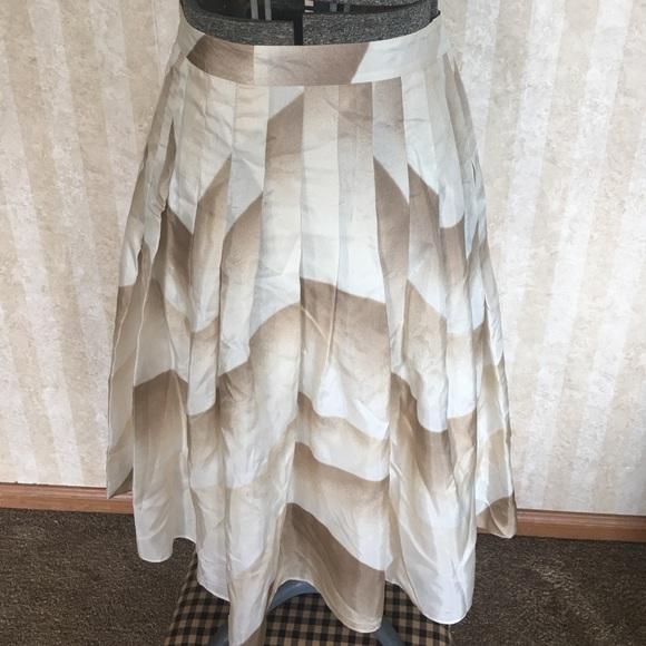 Theory Dresses & Skirts - Theory silk skirt.