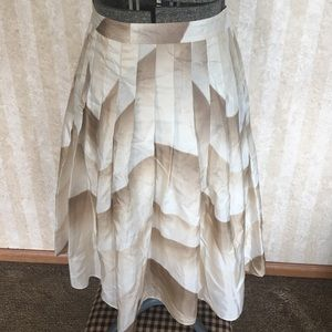 Theory Silk Skirt