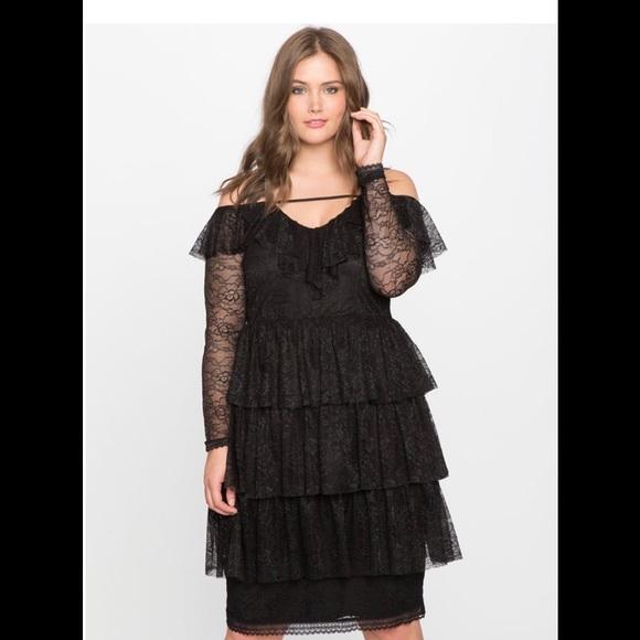 940a8ebd90e Eloquii Lace Dress