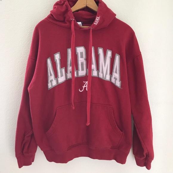 online retailer fce65 9de9b Alabama Crimson Tide Sec Football Hoodie red Large