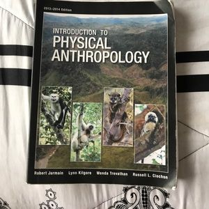 Other - Introduction to Physical Anthropology 2013-2014
