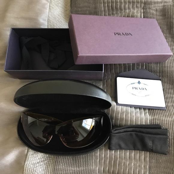 b8711c61e802 ... coupon for bnib prada sunglasses with authenticity card 9ae04 7becc