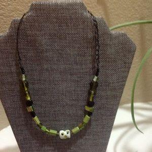Jewelry - NWOT Ladies Statement Necklace