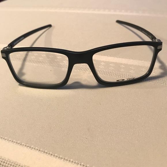3d97a7be9f OAKLEY Pitchman Carbon 55 designer men s glasses