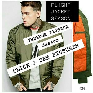 Other - MA-1 Flight Bomber Jacket