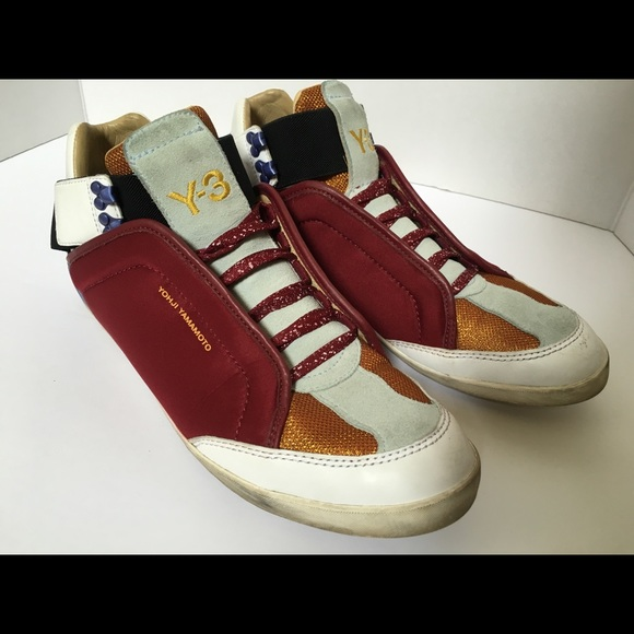 c95125940 ... Yamamoto x Adidas women s sneakers Sz. 8. M 599b30afeaf030b3f200328c